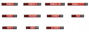 tanti canali per il cinema hd