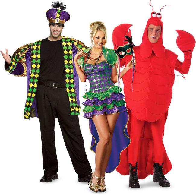 Vestiti di carnevale per adulti che vogliono divertirsi